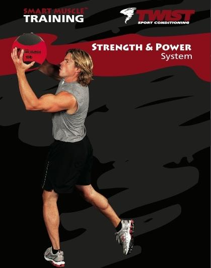 Twist Smart Muscle Training System- Strength & Power